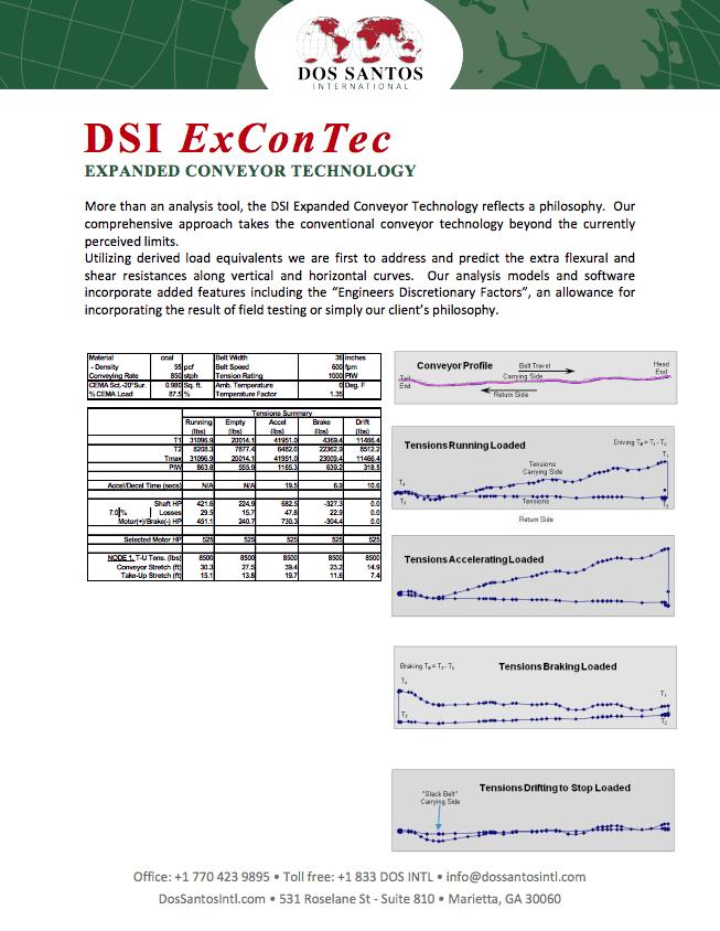 Los Filos ExConTec Application