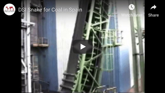 DSI Snake for Coal in Spain