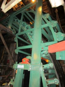 DSI Snake Sandwich Conveyor for Continental CN at New Page Project, Rumford Maine
